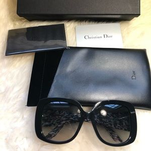 Dior Accessories - 【sold】New Authentic Christian Dior Sunglasses